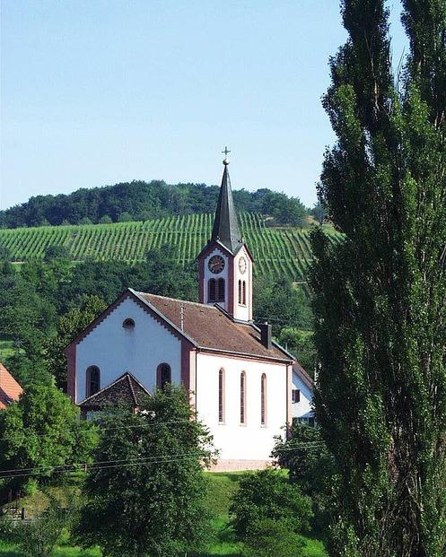 Johanniterkirche (Feuerbach) - Kandern