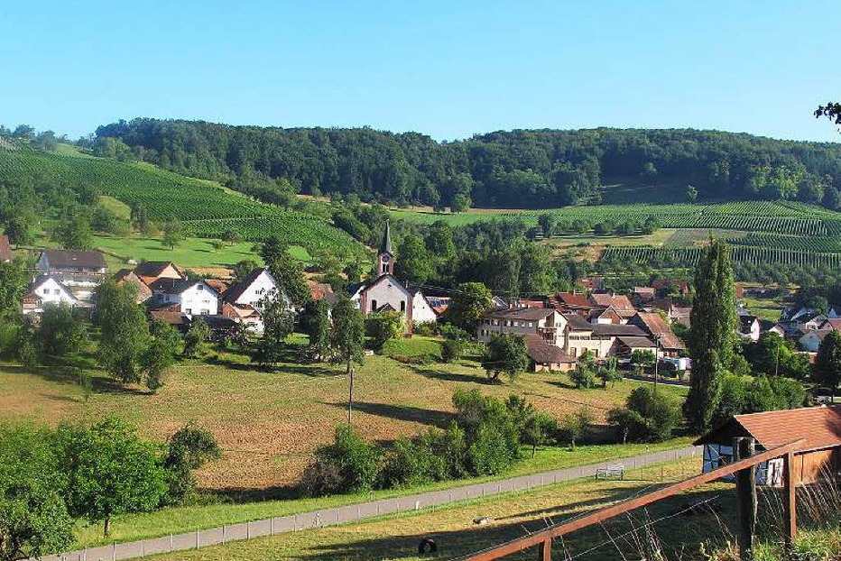 Ortsteil Feuerbach - Kandern