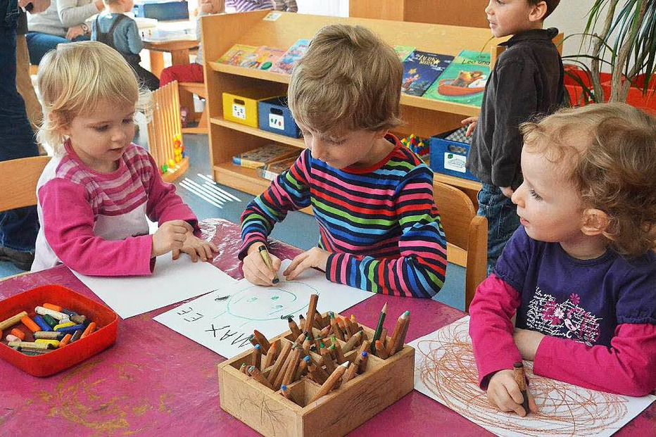 Kindergarten Schatzkischte (Wollbach) - Kandern