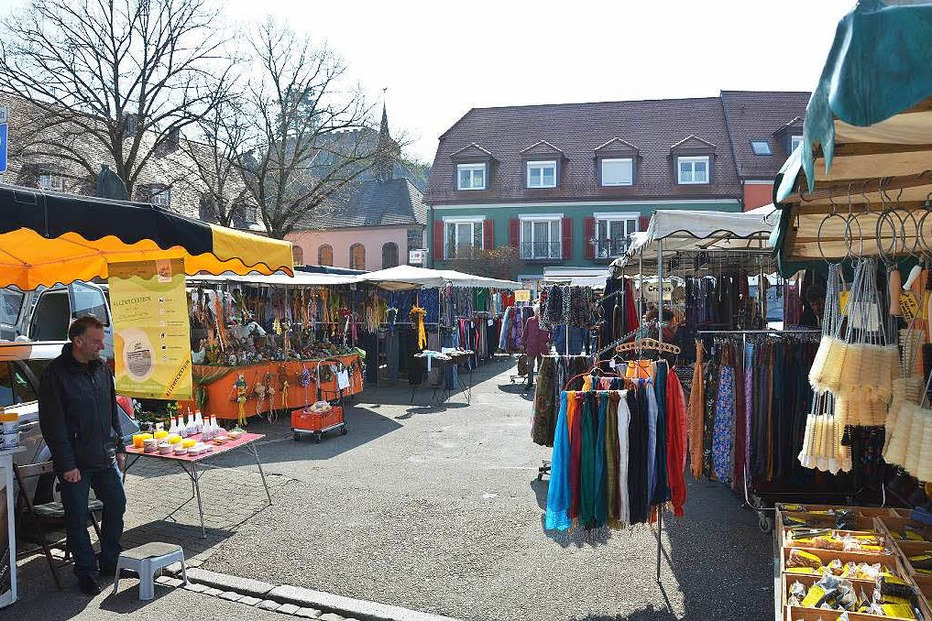 Marktplatz - Breisach