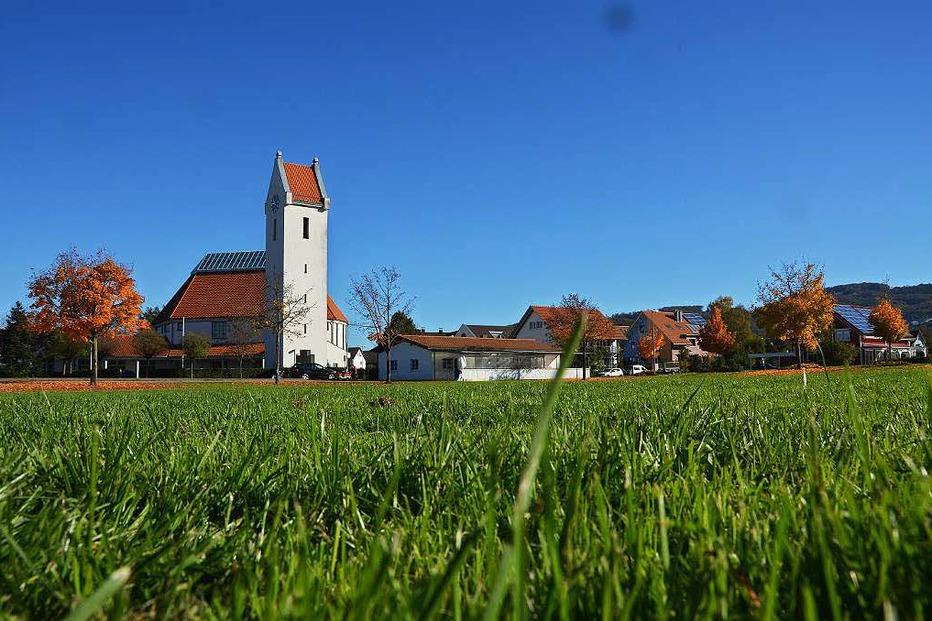 Katholische Kirche St. Blasius Wolfenweiler - Schallstadt