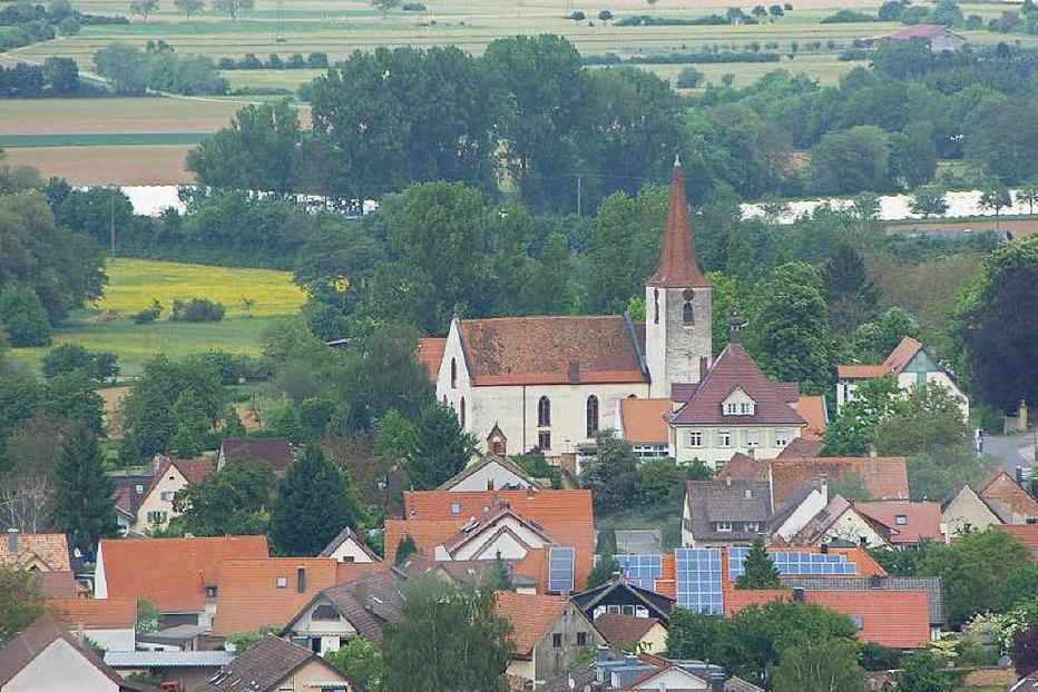 Evangelische Kirche Wolfenweiler - Schallstadt