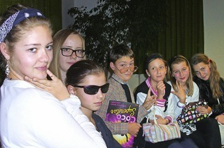 Jugendchor Binzgen gibt Vorstellung im Rotzeler B�rgerhaus
