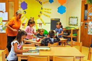 Kindergarten K�ppelematten