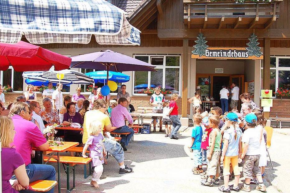 Kath. Kindergarten St. Franziskus Präg - Todtnau