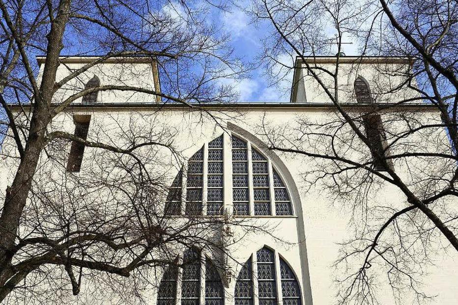 Kirche St. Konrad und Elisabeth - Freiburg