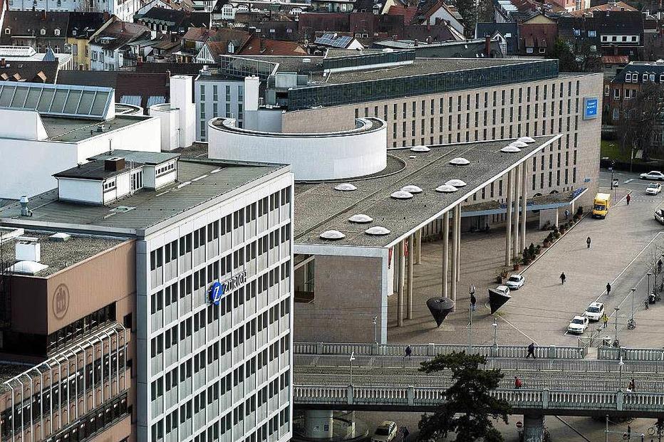 Konrad-Adenauer-Platz - Freiburg