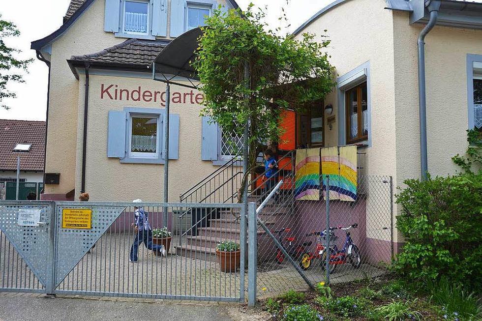 Regenbogen-Kindergarten (Niederweiler) - Müllheim
