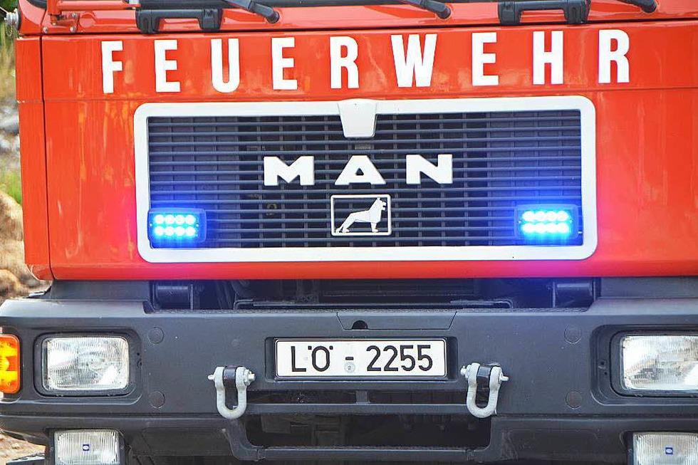 Feuerwehrhaus Eichsel - Rheinfelden