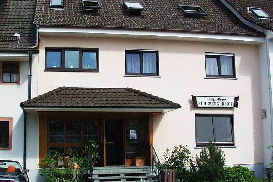 Gasthaus Rührberger Hof - Grenzach-Wyhlen