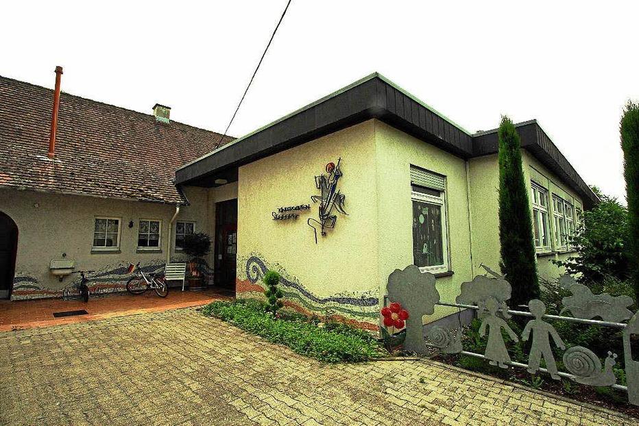 Kath. Kindergarten St. Georg (Achkarren) - Vogtsburg