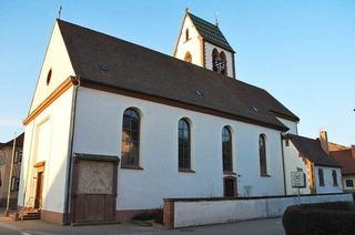 Kath. Pfarrkirche St. Mauritius (Oberbergen)