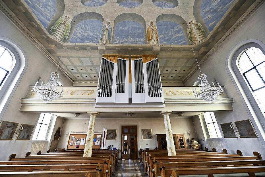 St. Blasius-Kirche (Zähringen) - Freiburg