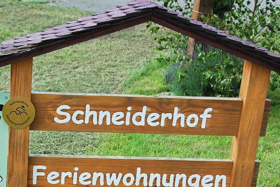 Schneiderhof (Unteribental) - Buchenbach