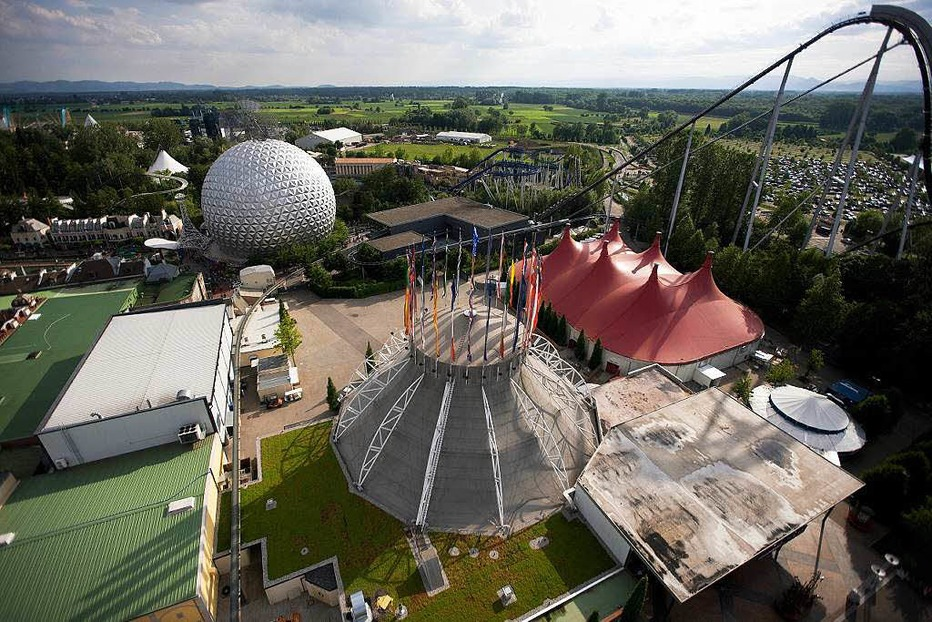 Dome (Europa-Park) - Rust