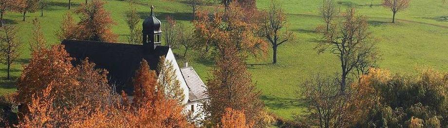 Schau' mal rein: Kapellen in der Region
