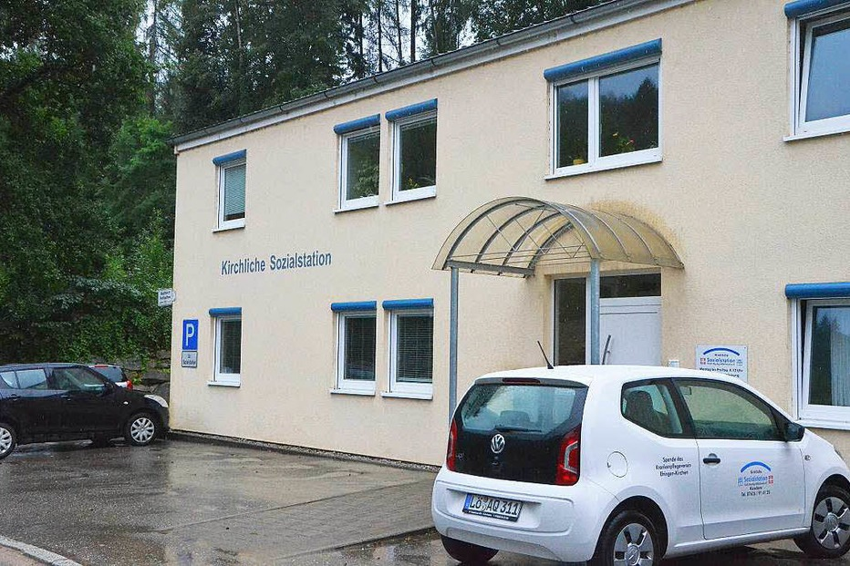 Sozialstation - Kandern