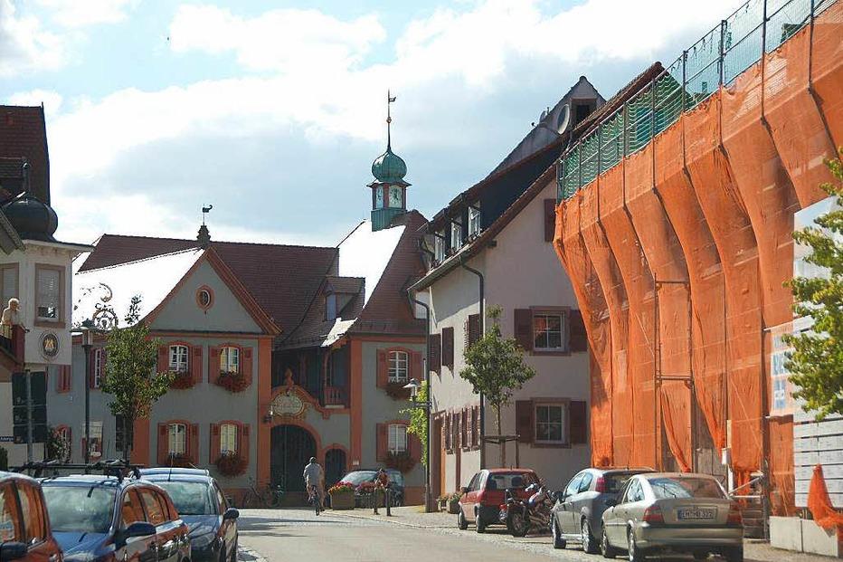 Bürgerhaus Alte Schule - Riegel