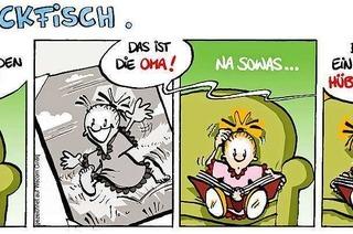 Lucy Backfisch: Kenn' ich die?