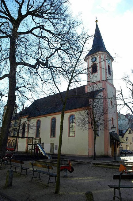 Annakirche (St. Cyriak und Perpetua) - Freiburg