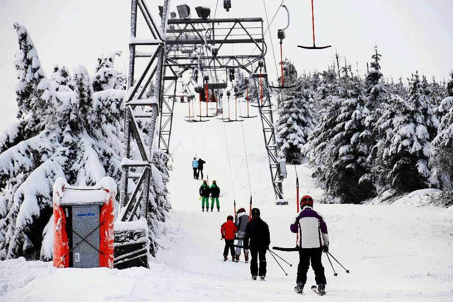 Skilift Seibelseckle - Seebach