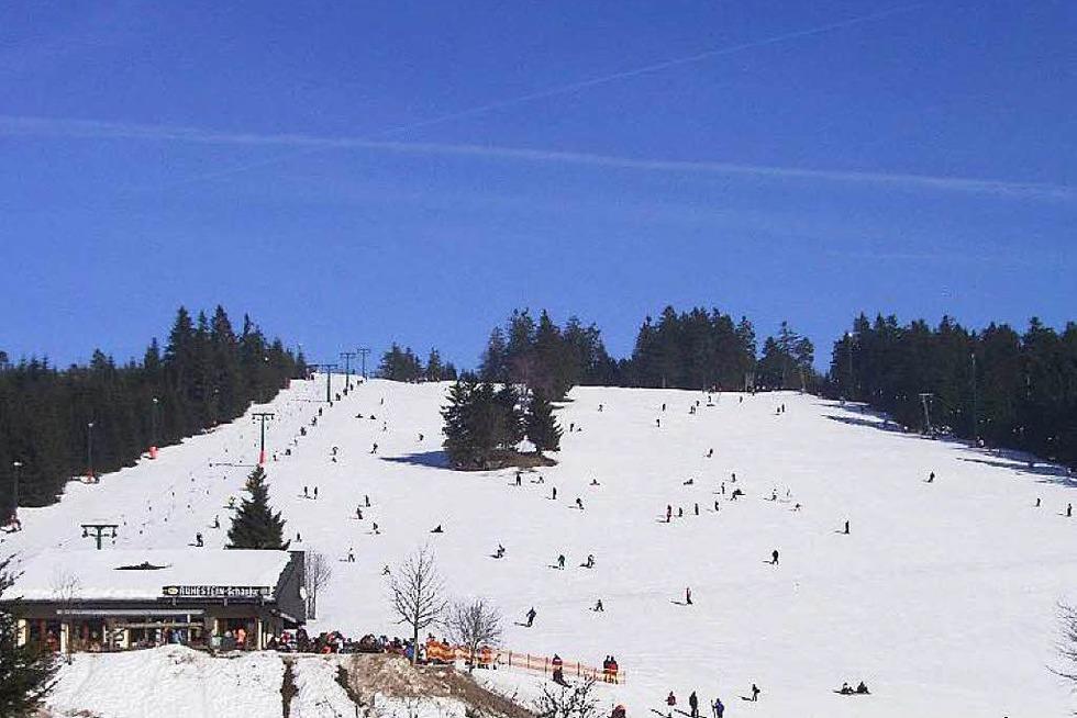 Skilift Darmstädter Hütte - Seebach