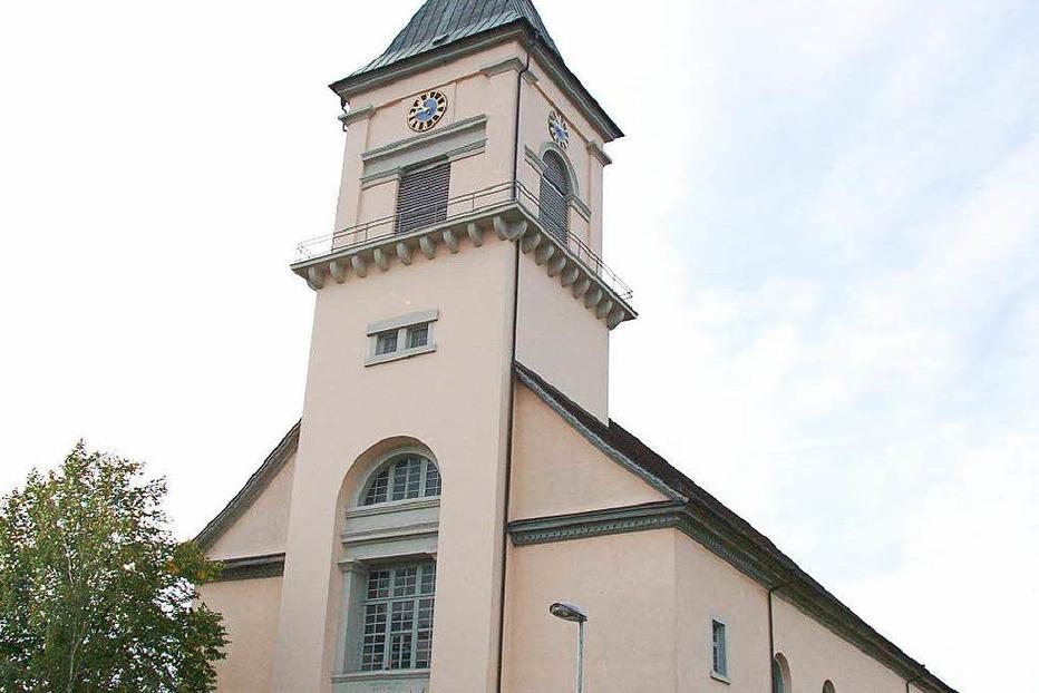 Kirche St. Bartholomäus - Heitersheim