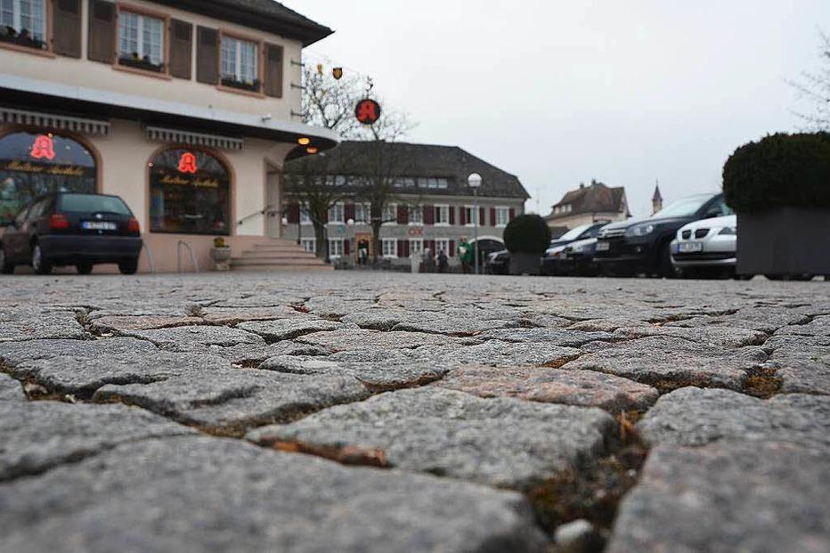 Ochsenplatz - Heitersheim