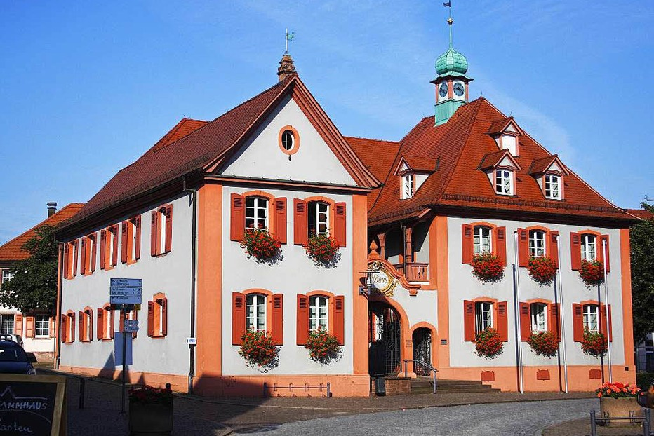 Rathaus - Riegel