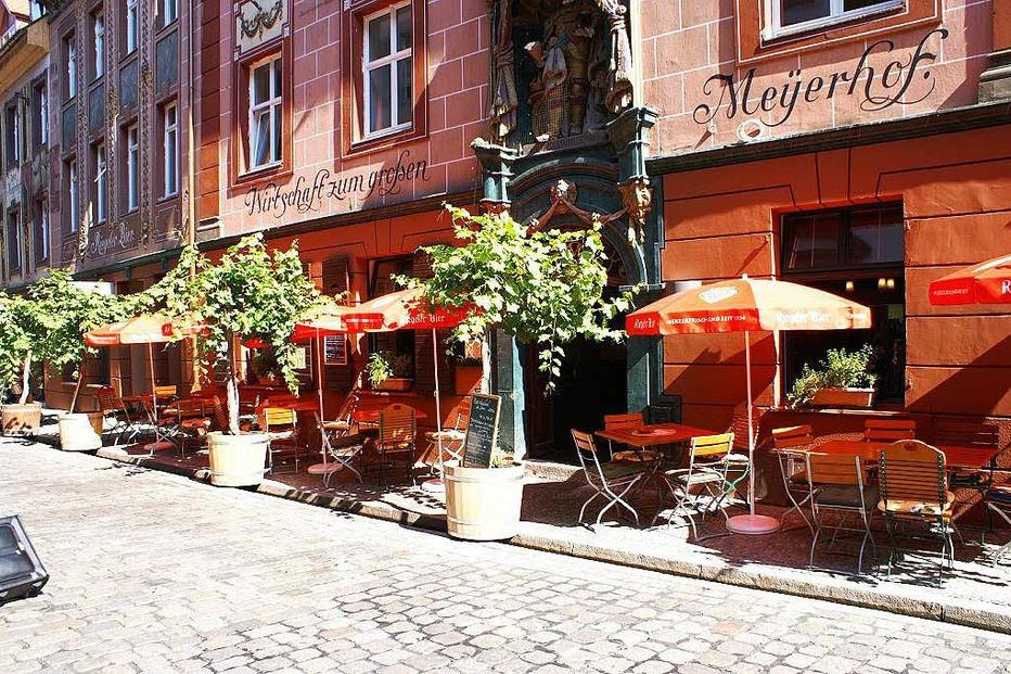 Kellerbühne im Großen Meyerhof - Freiburg
