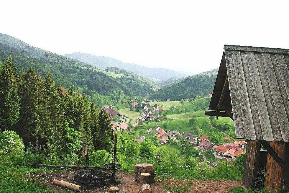 Rasinahütte - Malsburg-Marzell