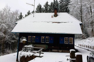 Lahrer Hütte auf dem Geisberg
