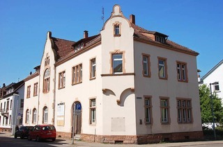 Früheres ev. Gemeindehaus