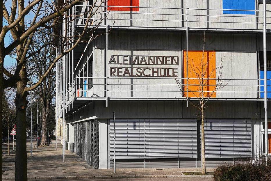 Alemannen-Realschule Müllheim - Müllheim
