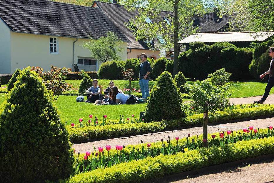 Prinzengarten - Ettenheim