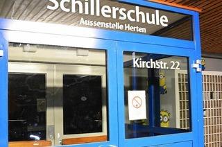 Schillerschule (Au�enstelle Herten)