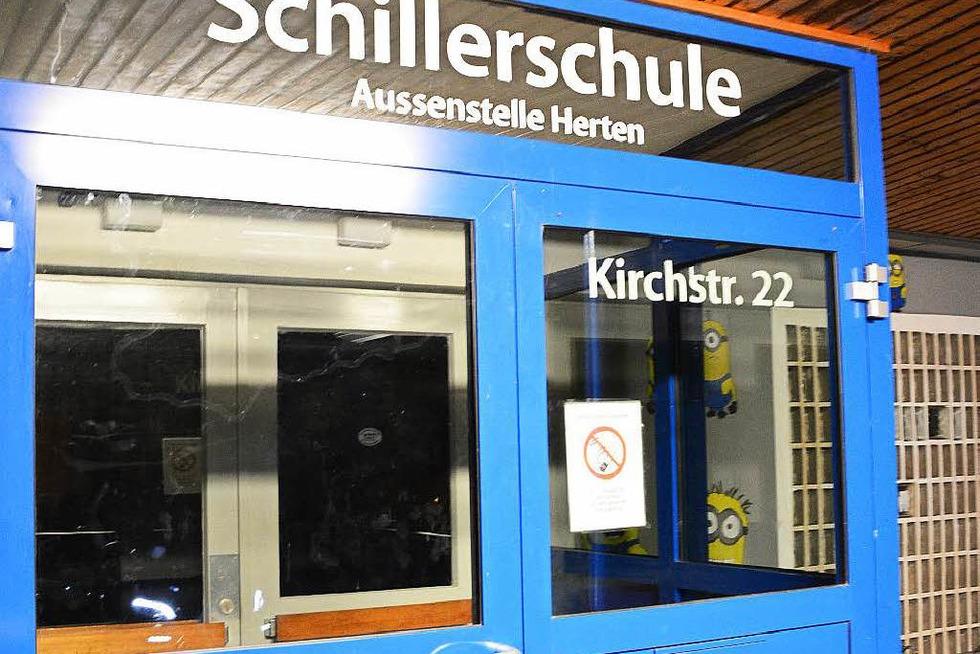 Schillerschule (Außenstelle Herten) - Rheinfelden