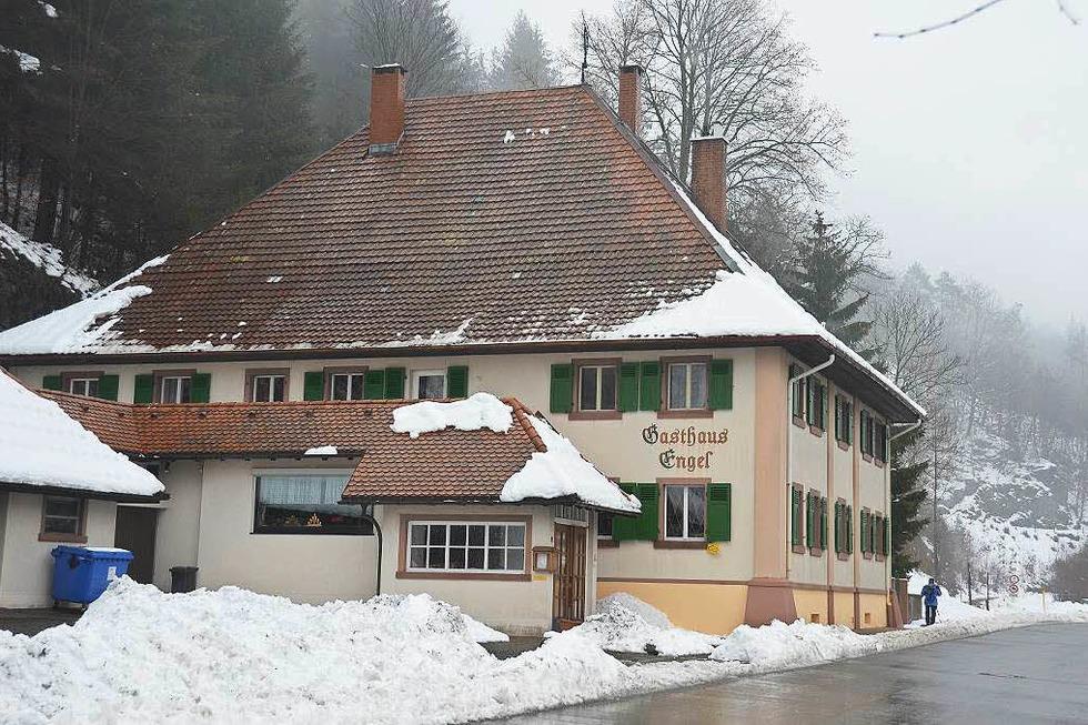 Gasthaus Engel - Utzenfeld