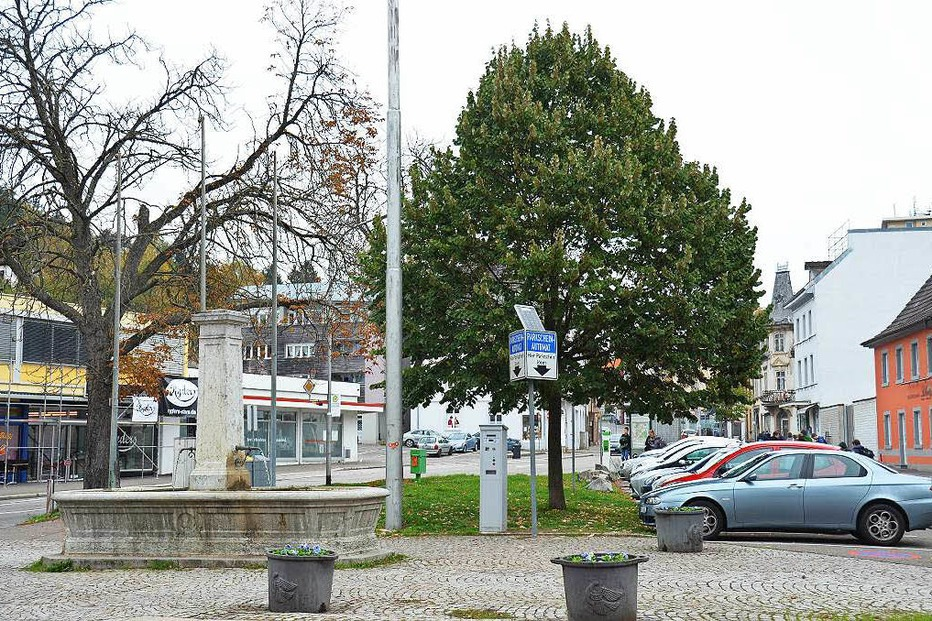Engelplatz - Lörrach