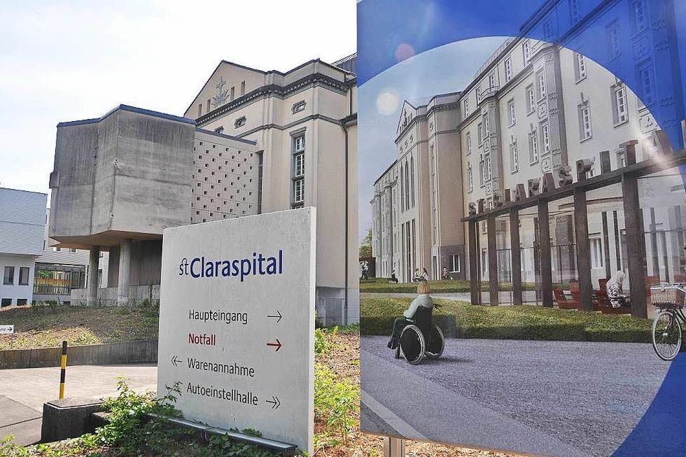 Park St. Claraspital - Basel