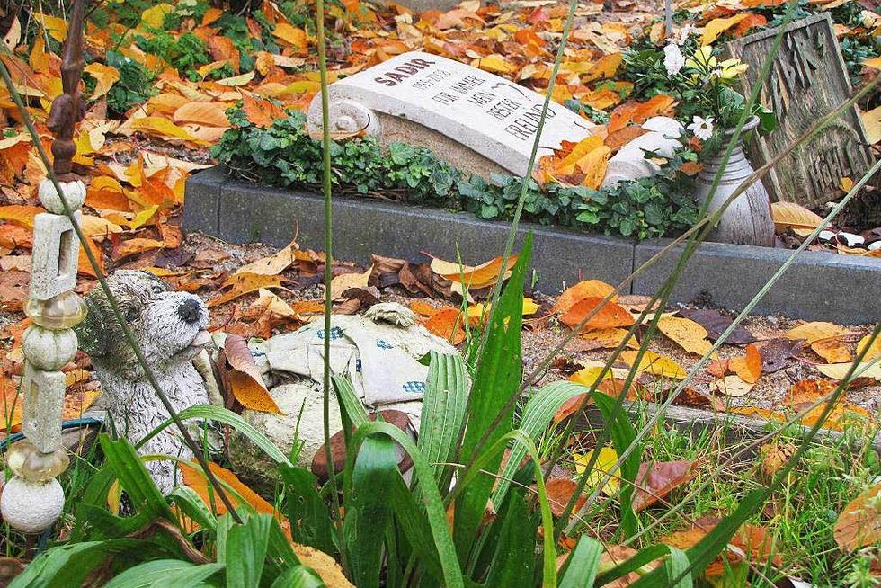 Tierfriedhof Hauingen - Lörrach