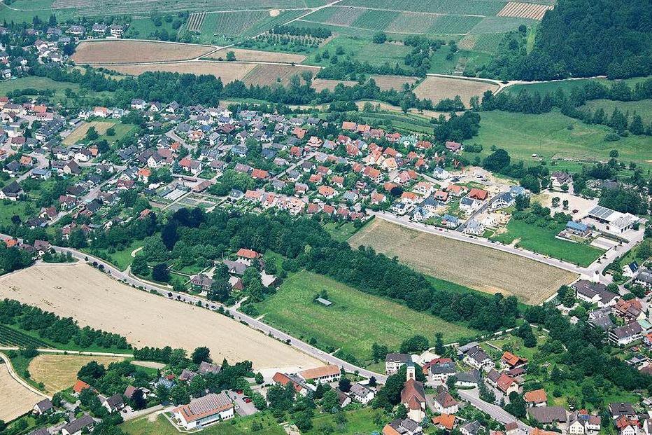 Ortsmitte - Bollschweil