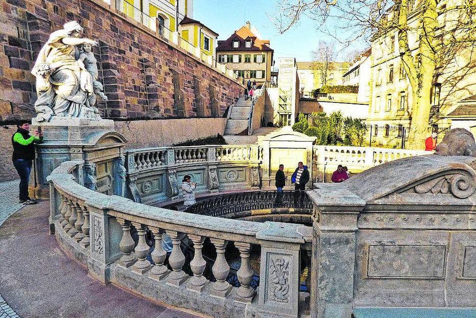 Donauquelle - Donaueschingen
