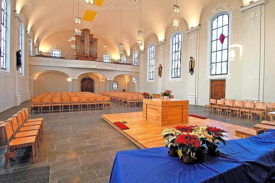St. Josefskirche Herten - Rheinfelden