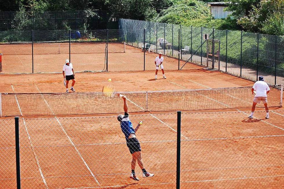 Tennisanlage Herten - Rheinfelden