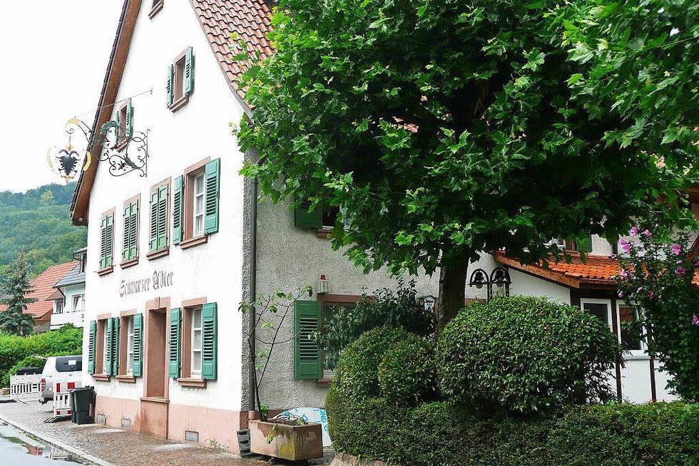 Gasthaus Schwarzer Adler Al Dente (Herten) - Rheinfelden