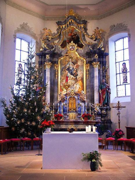 Kirche St. Pankratius (Holzhausen) - March