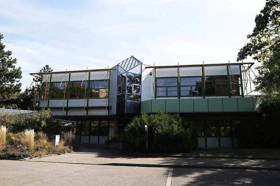 Berufliche Schule im Mauerfeld - Lahr
