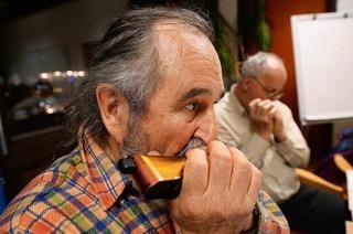 Mundharmonika-Stammtisch