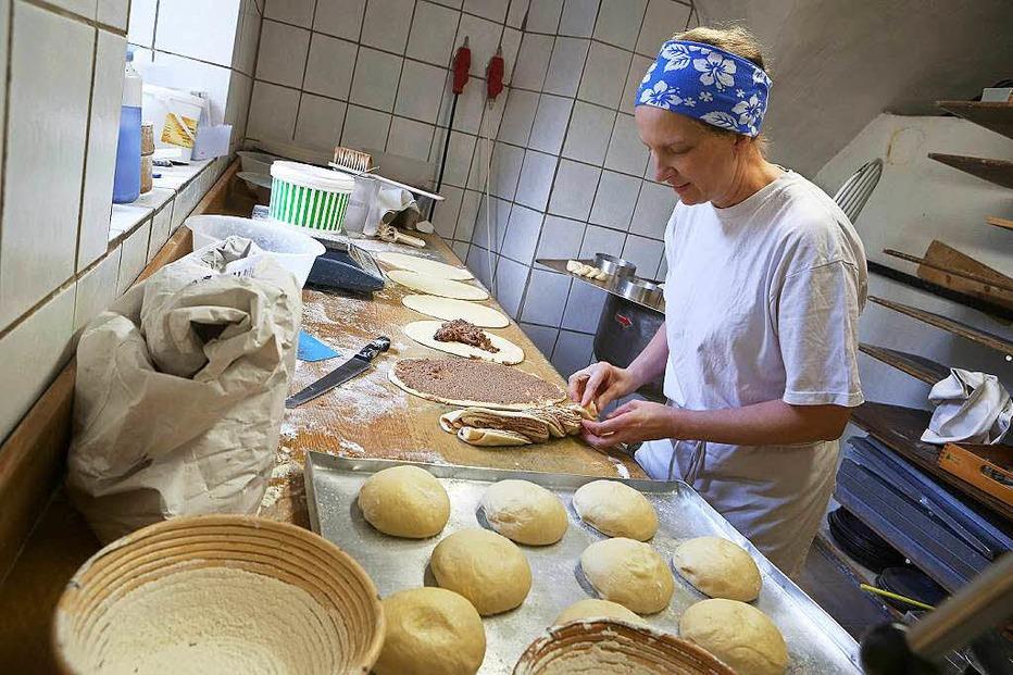 Hofbäckerei Schnebel (Ichenheim) - Neuried